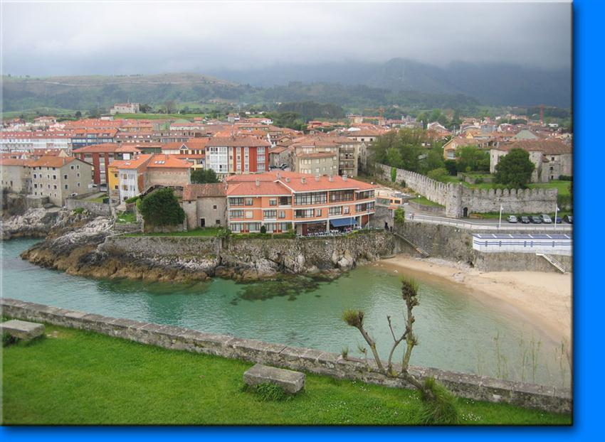 Hotel sablon for Estancia en llanes
